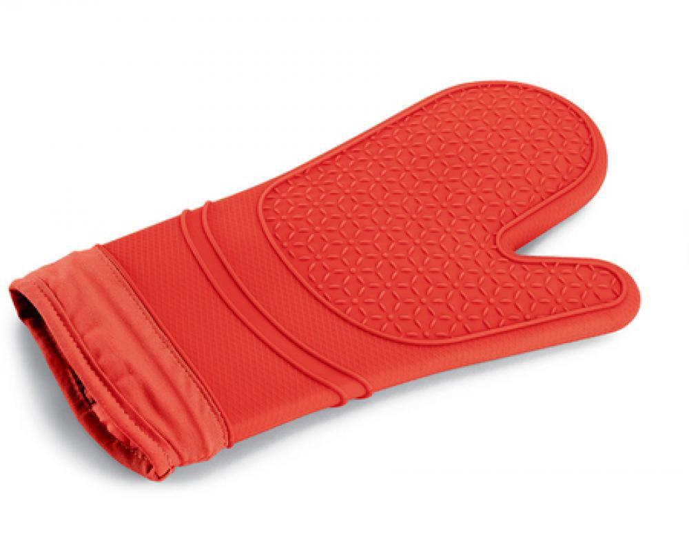 Luva Protetora Silicone Revestimento Interno Tecido 34 cm - Hercules  - Lojão de Ofertas