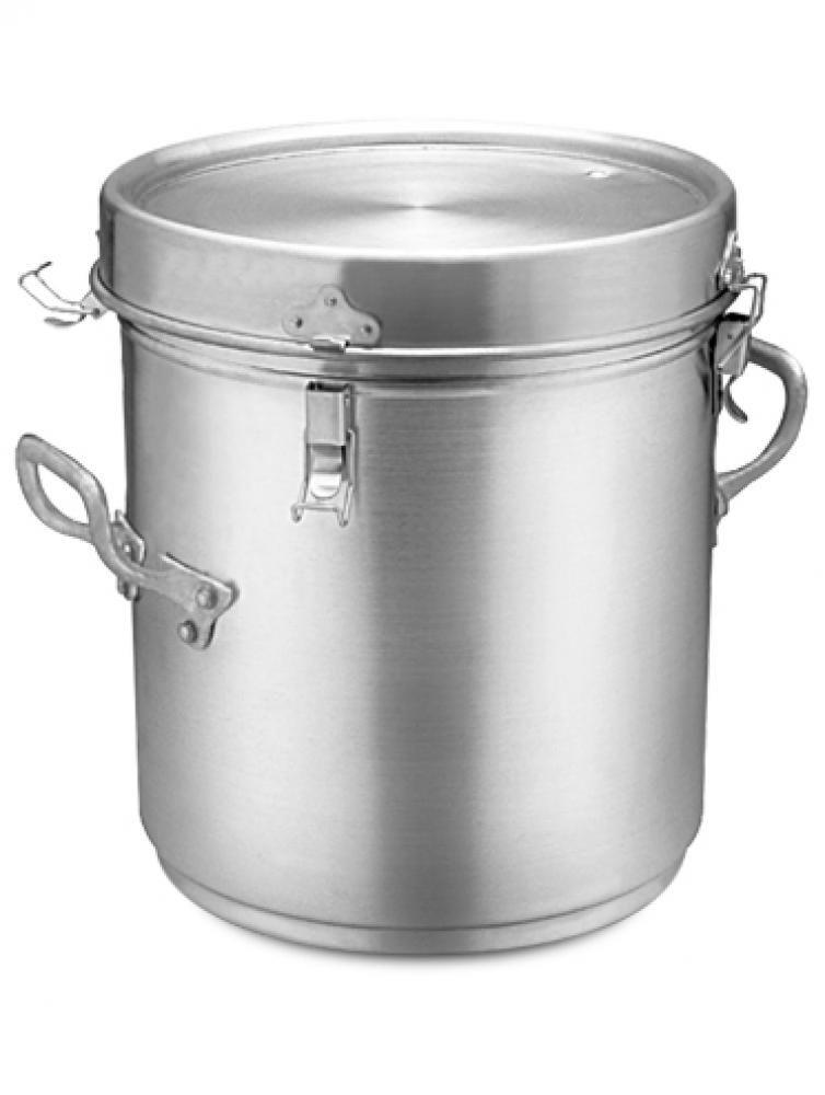 Marmitão Térmico 35 litros - Alumínio ABC  - Lojão de Ofertas