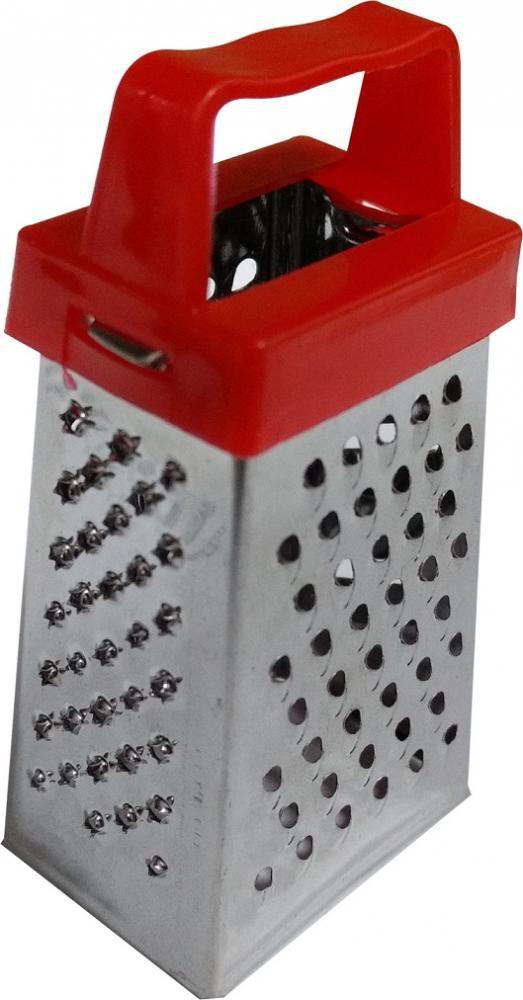 Mini Ralador Inox Cabo Plástico 7 cm - GP Inox  - Lojão de Ofertas
