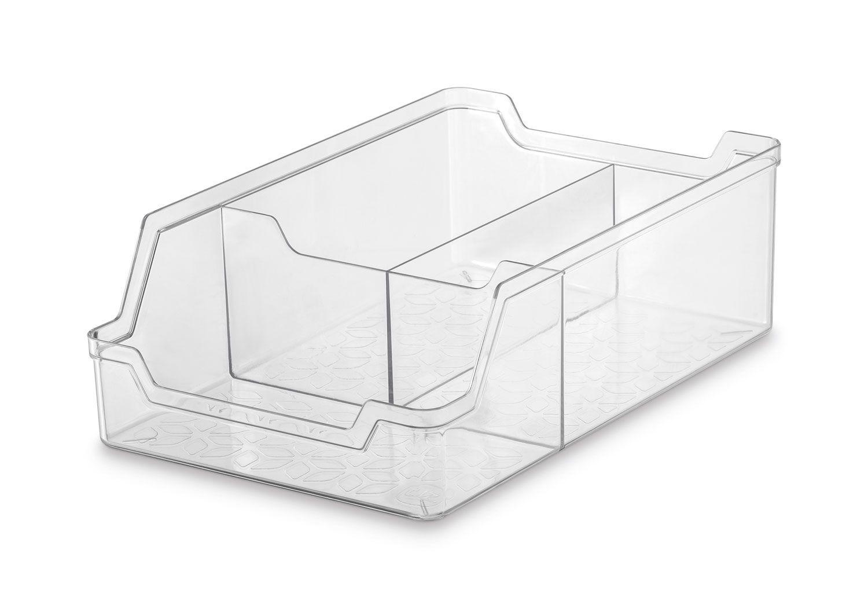 Organizador com Divisórias 28 x 18 cm - UZ Utilidades  - Lojão de Ofertas