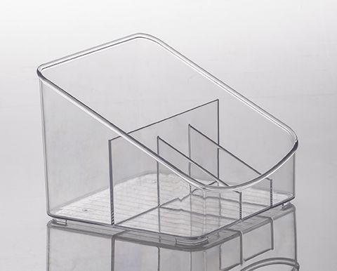 Organizador Diamond 18 x 17 x 13 cm - com Divisórias - Paramount  - Lojão de Ofertas