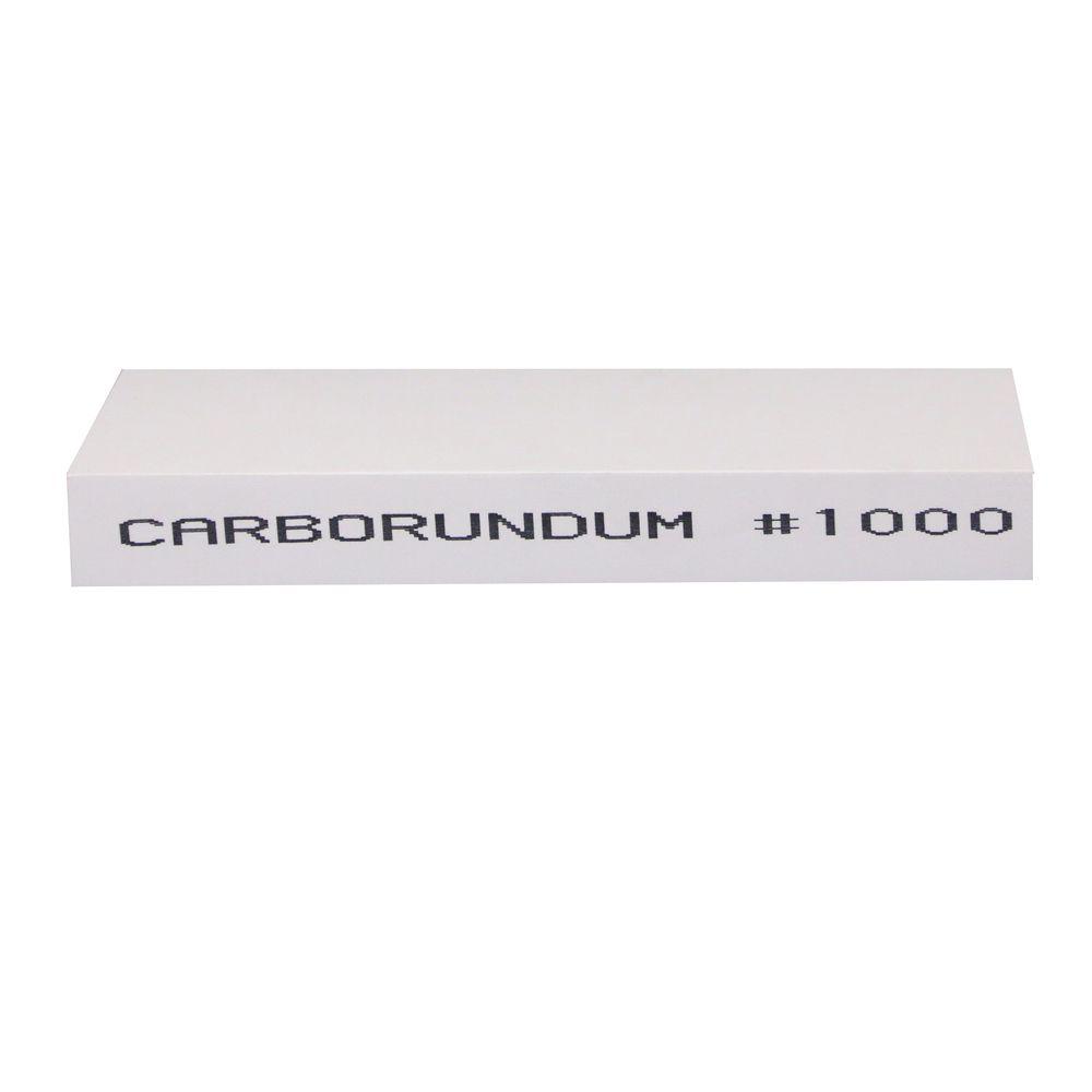 Pedra Alta Gastronomia 1000 - 20 x 7,6 x 2,5 cm - Carborundum  - Lojão de Ofertas