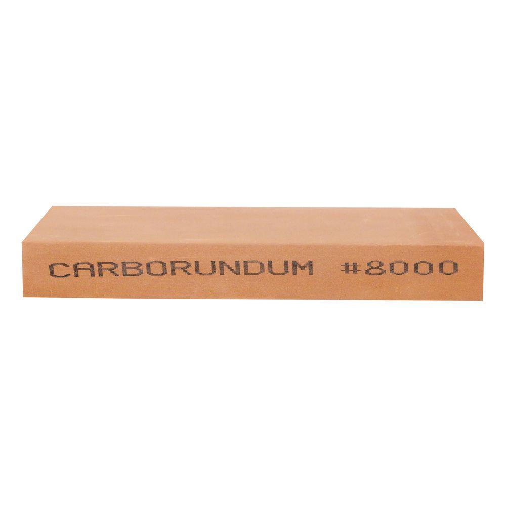 Pedra Alta Gastronomia 8000 - 20 x 7,6 x 2,5 cm - Carborundum  - Lojão de Ofertas