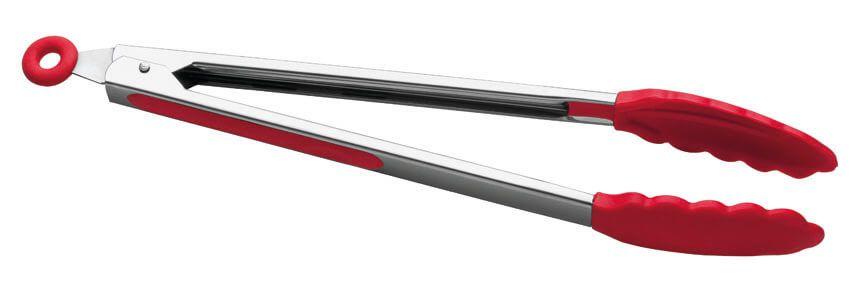 Pegador de Silicone 31 cm Preto - Etilux  - Lojão de Ofertas