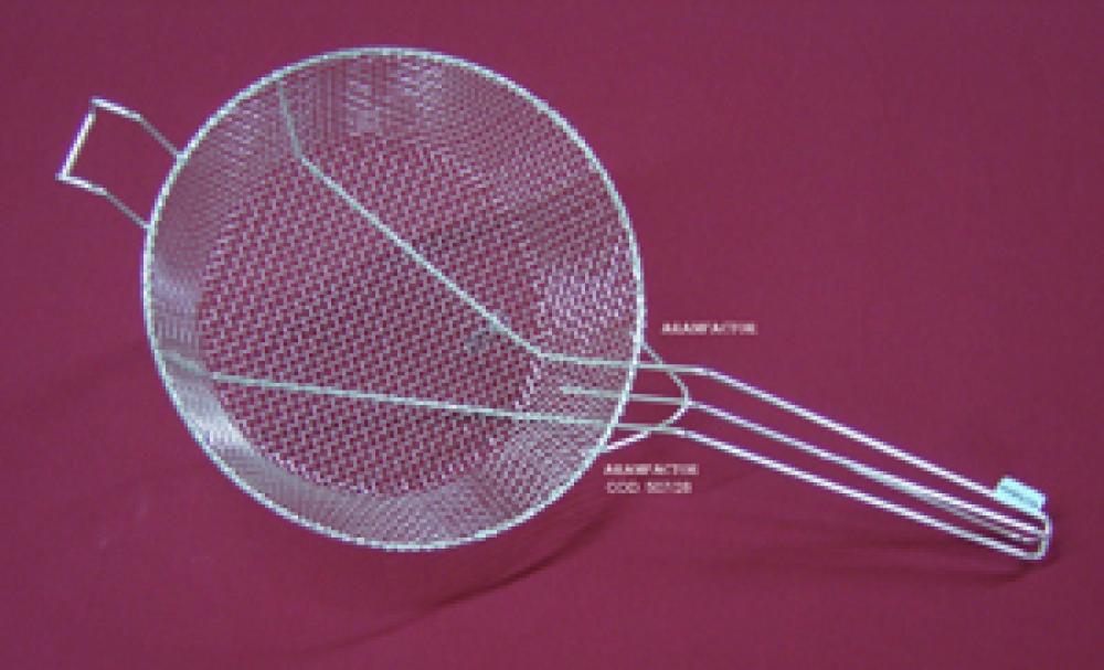 Peneira para Frituras 28 cm - Aramfactor  - Lojão de Ofertas