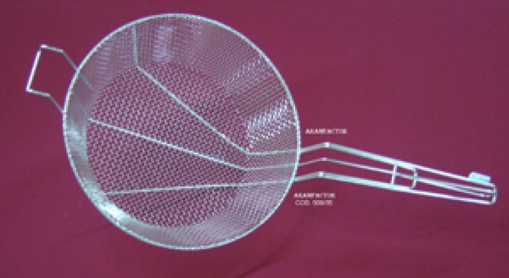 Peneira para Frituras 35 cm - Aramfactor  - Lojão de Ofertas