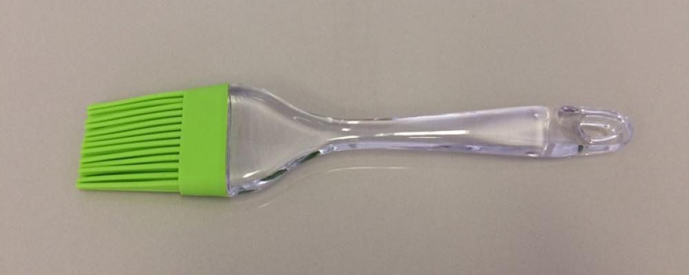 Pincel de Silicone 22,5 cm - GP Inox  - Lojão de Ofertas