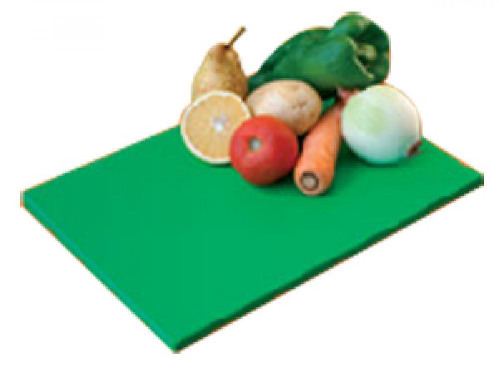 Placa de Polietileno Verde 35 x 25 x 1 cm - Kitplas  - Lojão de Ofertas