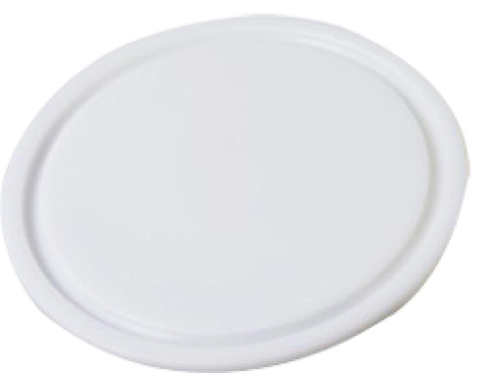Placa Redonda de Polietileno 35 cm - Kitplas  - Lojão de Ofertas