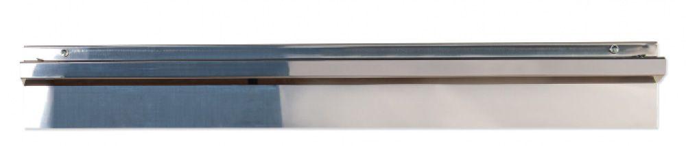 Porta comanda 60 cm Inox - Domama  - Lojão de Ofertas