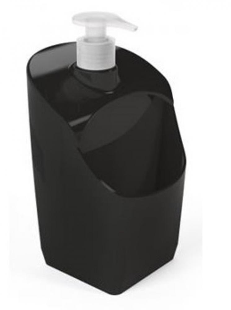 Porta Detergente Preto - UZ Utilidades  - Lojão de Ofertas