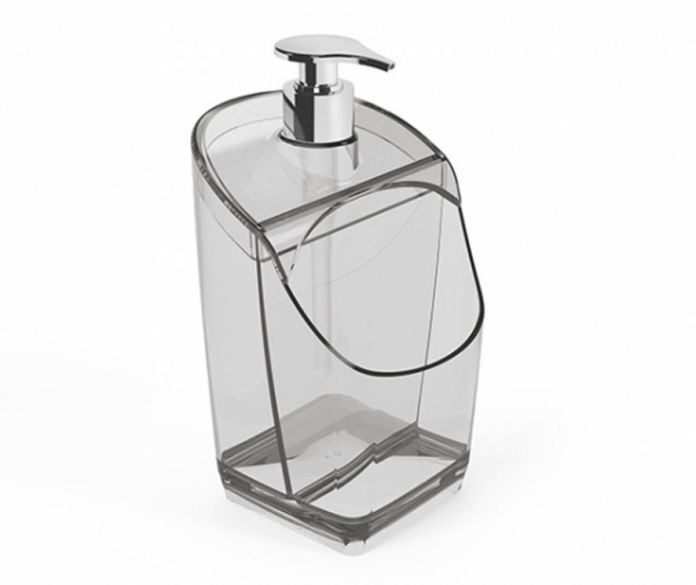 Porta Detergente Transparente - UZ Utilidades  - Lojão de Ofertas