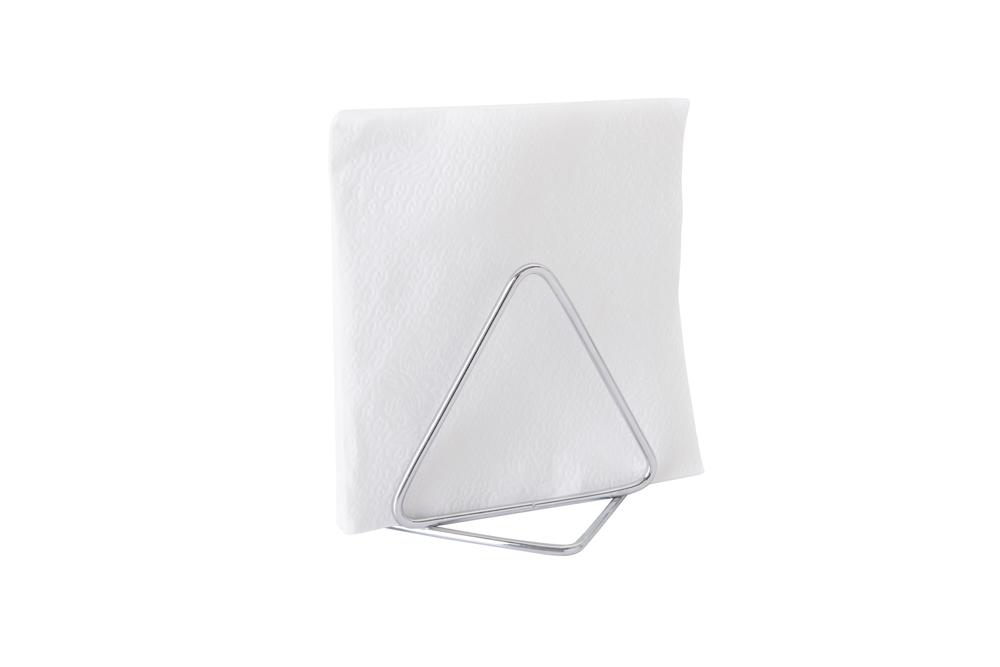 Porta Guardanapo Triangular - Azzo  - Lojão de Ofertas
