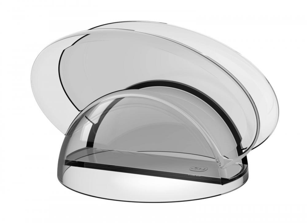 Porta Guardanapos Transparente - UZ Utilidades  - Lojão de Ofertas
