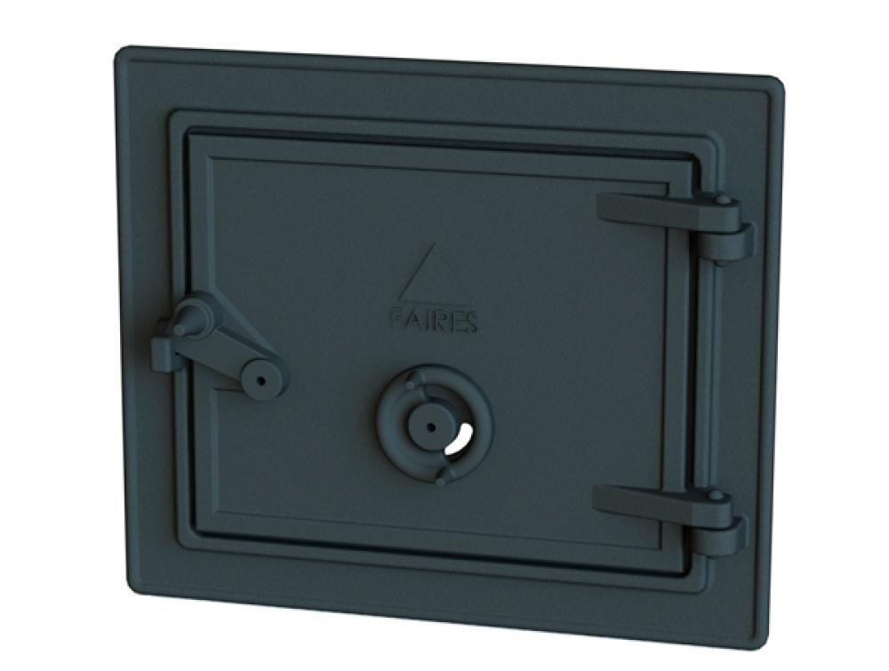 Porta para Fogão a Lenha 27 x 23 cm - CB  - Lojão de Ofertas