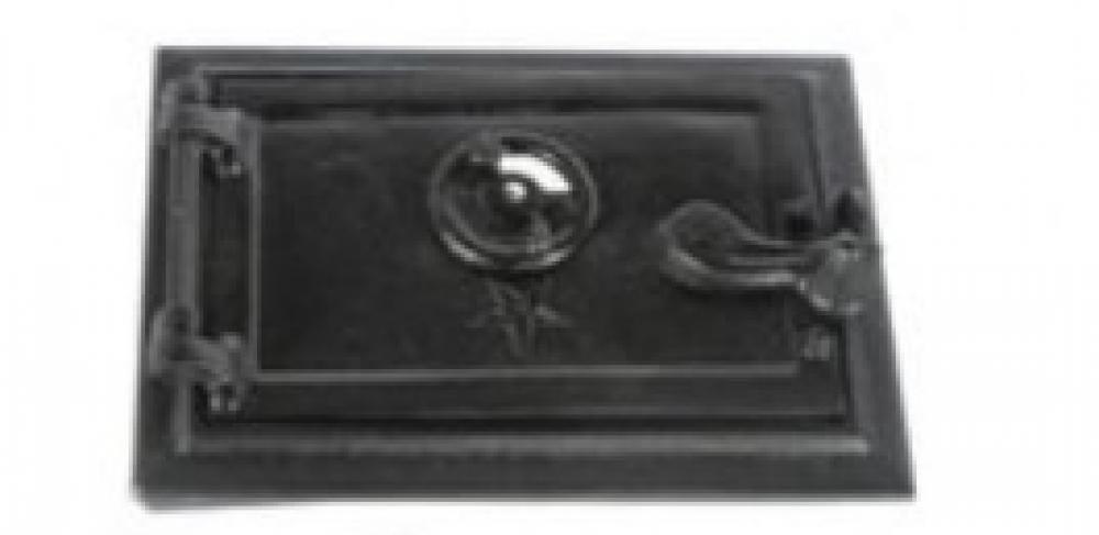Porta para Fogão a Lenha 27 x 34,5 cm - Fundição Estrela  - Lojão de Ofertas