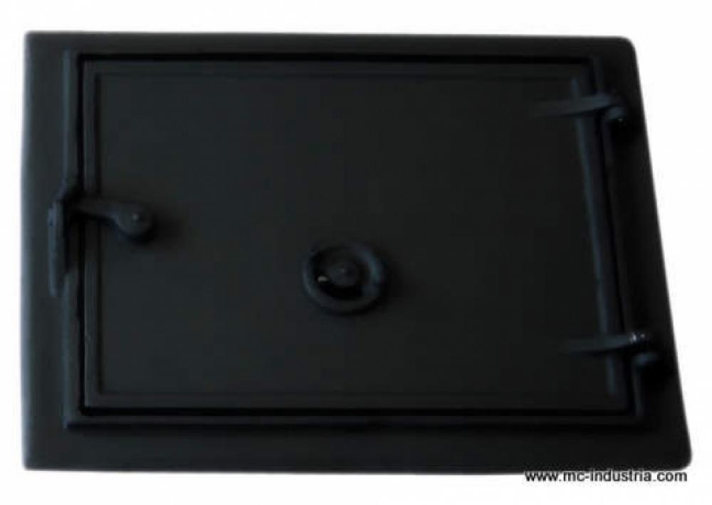 Porta para Fogão a Lenha 45 x 35 cm - CB  - Lojão de Ofertas