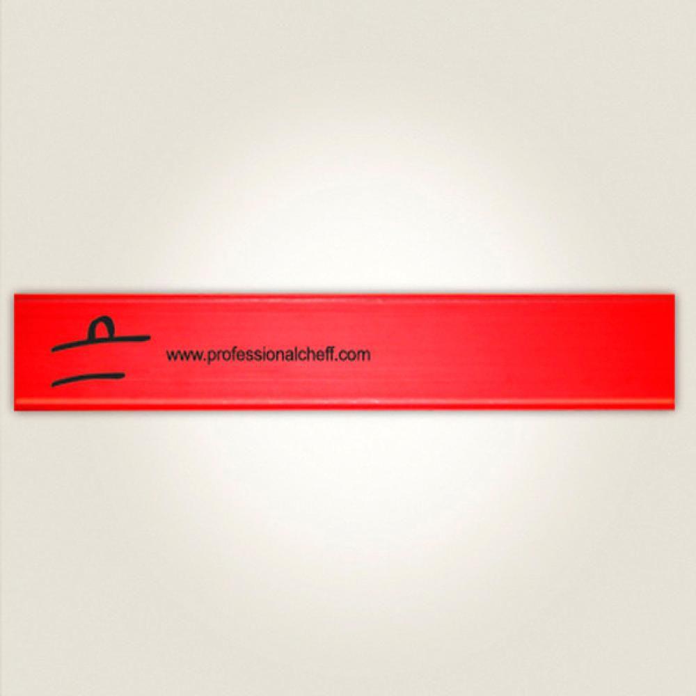 """Protetor Vermelho - Facas de Desossar/Filetar 6"""" - Professional Cheff  - Lojão de Ofertas"""