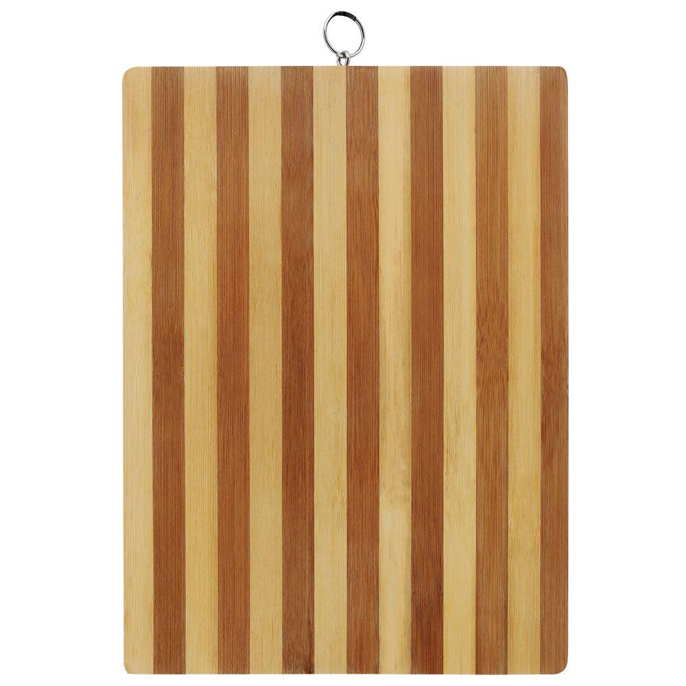 Tábua de Bambu 36 x 25 cm - Yangzi  - Lojão de Ofertas