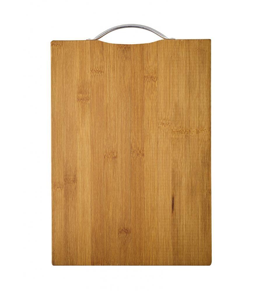 Tabua de Corte Bambu 24 x 34 cm - Ricaelle  - Lojão de Ofertas