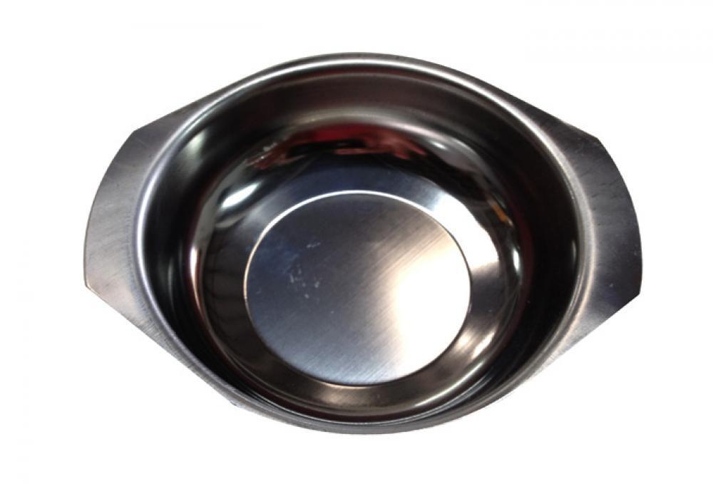 Taça de Sobremesa Inox 9 cm - sem Pé - Martinazzo  - Lojão de Ofertas