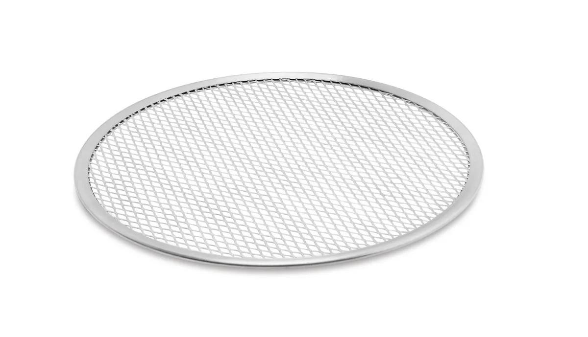 Tela para Pizza 20cm - Alumínio ABC  - Lojão de Ofertas