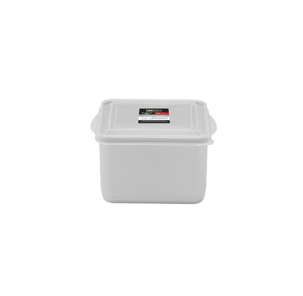 Top Fácil Quadrado 2 litros (Cores Variadas) - Paramount  - Lojão de Ofertas