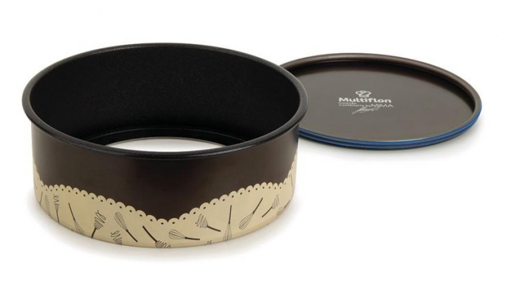 Torteira Desmontável 26 cm Mima - Multiflon  - Lojão de Ofertas