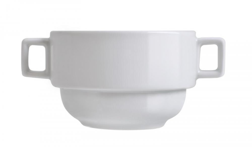 Xícara de Consomê 365 ml (6 unidades) - Germer  - Lojão de Ofertas