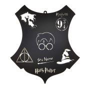 Escudo de Hogwarts Símbolo Harry Potter personalizado