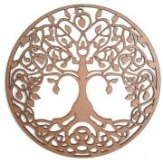 Mandala Árvore da Vida em MDF MOD11