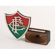 Suporte Celular Caixa Acústica Amplificadora Time Fluminense