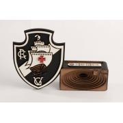 Suporte Celular Caixa Acústica Amplificadora Time Vasco