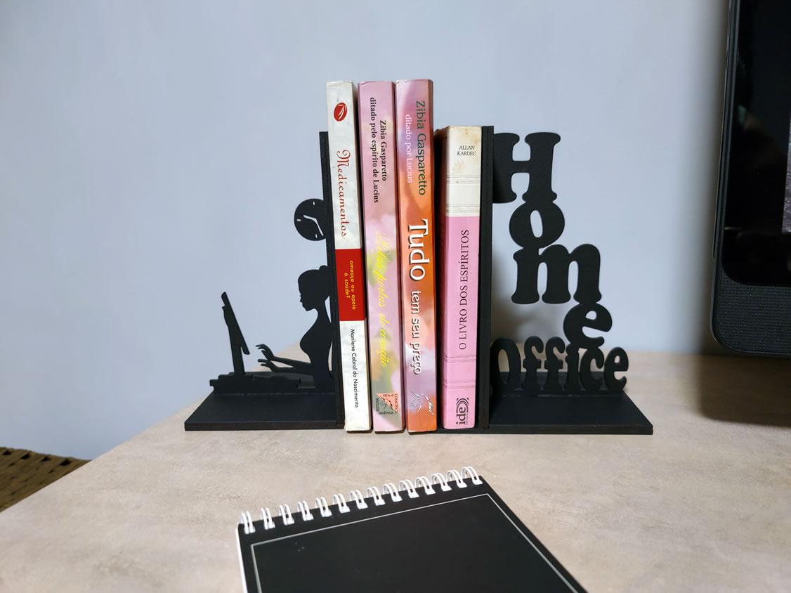 Aparador de Livros Home Office MOD1