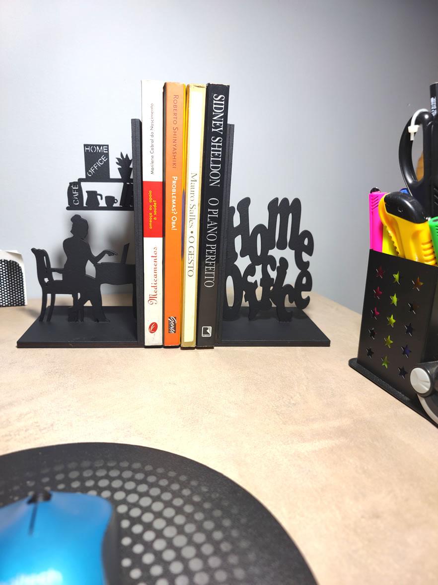 Aparador de Livros Home Office MOD2
