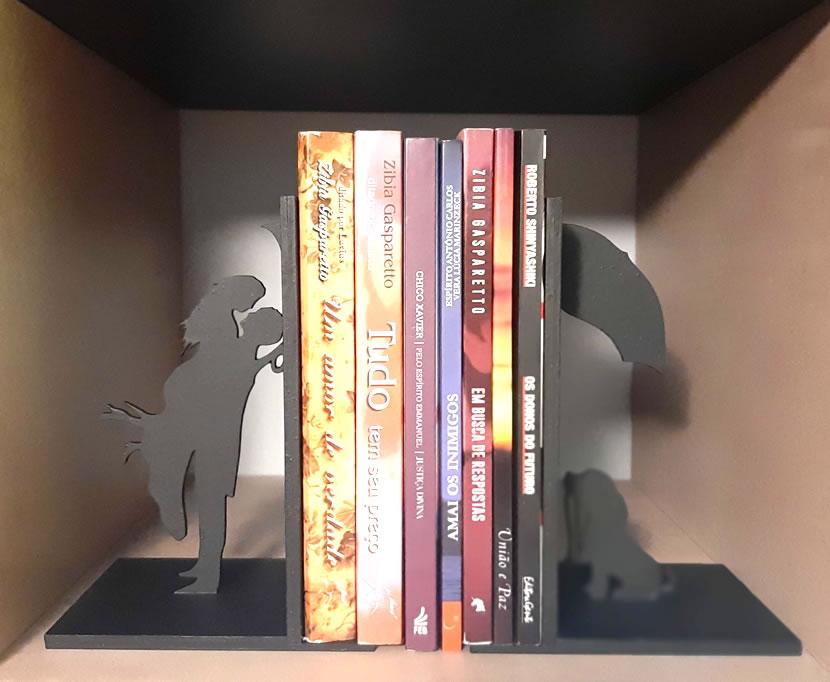 Aparador de Livros Namorados MOD3