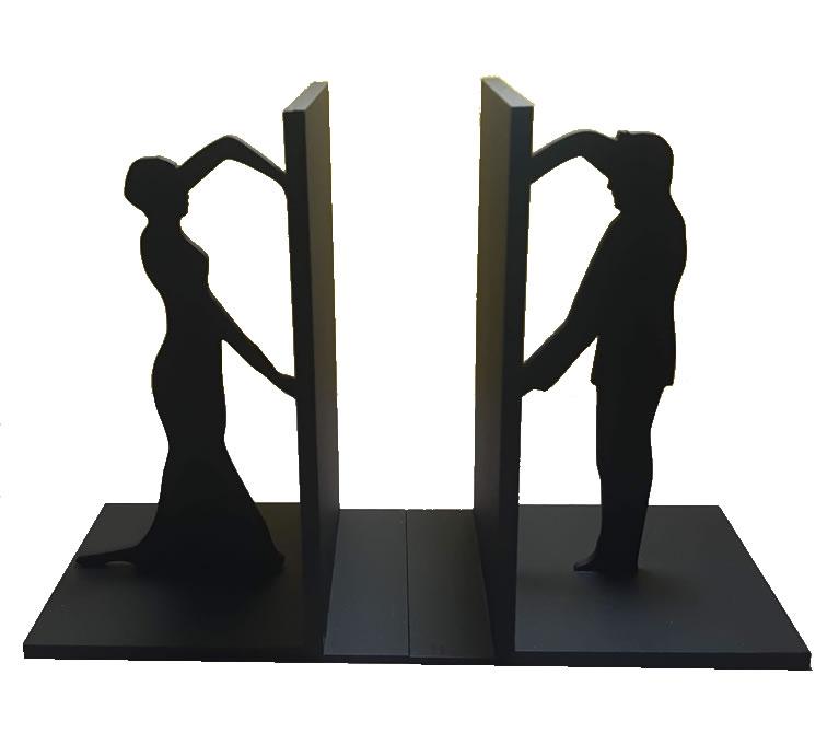 Aparador de Livros Namorados MOD4