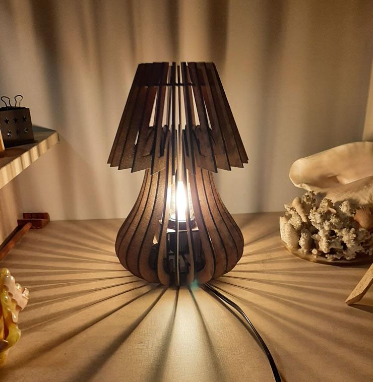 Luminária Abajur Classic