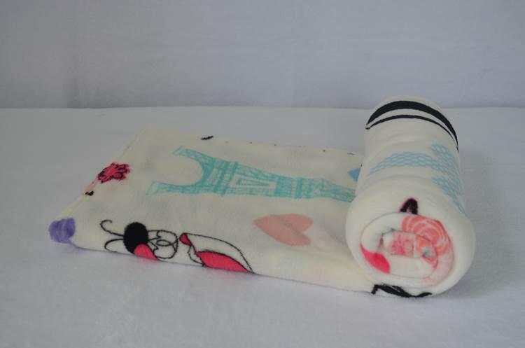 Cobertor Microfibra Berço Paris