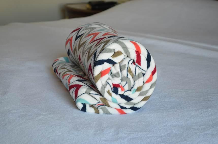 Cobertor Ultrasoft Borgonha
