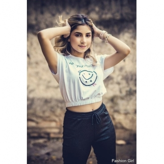 Blusa Smile - Fas Girl