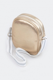 Bolsa Tecido Dourado