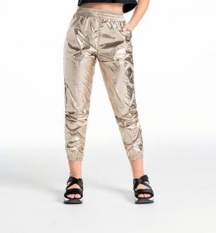 Calça Gold Metalizada