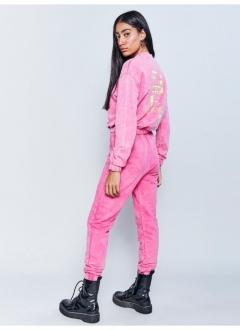 Calça Moletom Pink