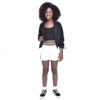 Shorts Elástico Listra Lateral