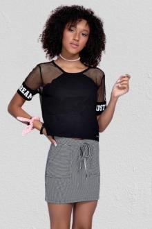 T-Shirt Just Dream Telinha - Colie
