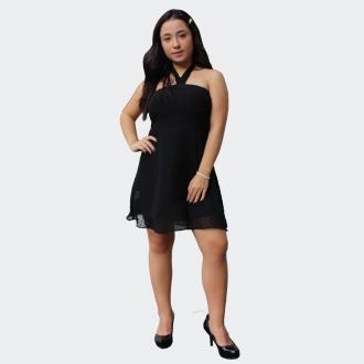 Vestido Teen c/ Amarração