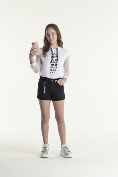 Blusa Moletom You Need To Be Cool