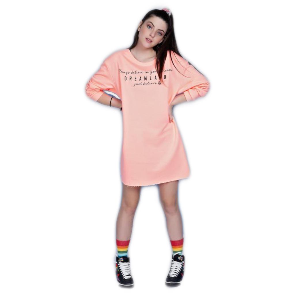 Blusão moletinho neon - Collie