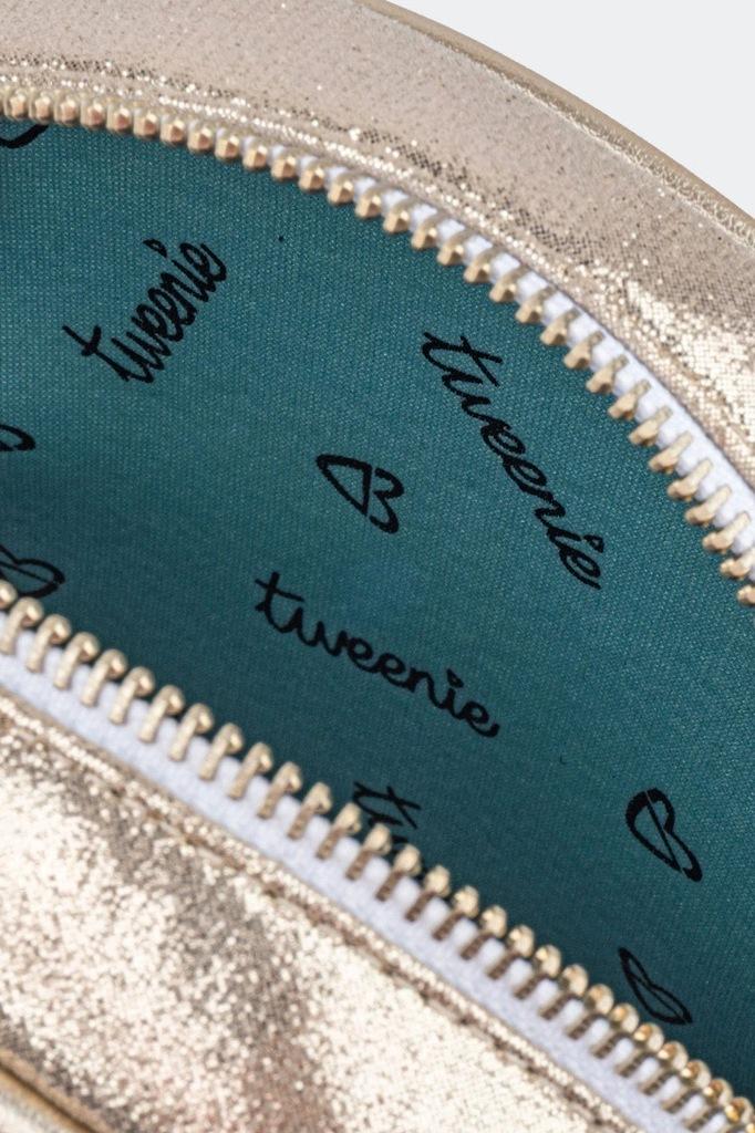 Bolsa Tecido Dourado  - Tweenie
